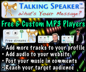 Free & Custom MP3 Players
